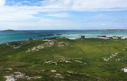 Eriskay Football Pitch