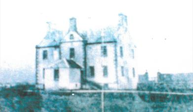 Location R - Kilbride House: Bonnie Prince Charlie Trail