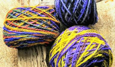 Wool of Many Colours
