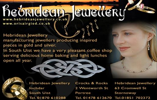 Hebridean Jewellery