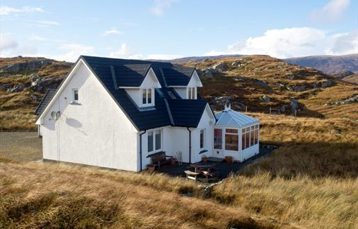 Scotisay View Cottage