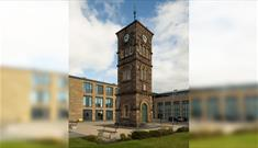 5. Nicolson Institute Clock Tower