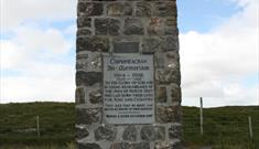 North Uist War Memorial