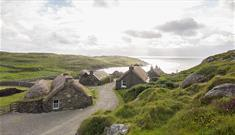 9. Gearrannan Blackhouse Village