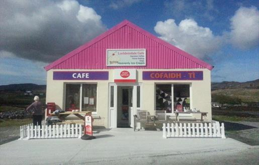 Lochboisdale Post Office, Cafe & Gift Shop