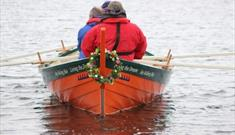 Uist Skiff Regatta and Touring
