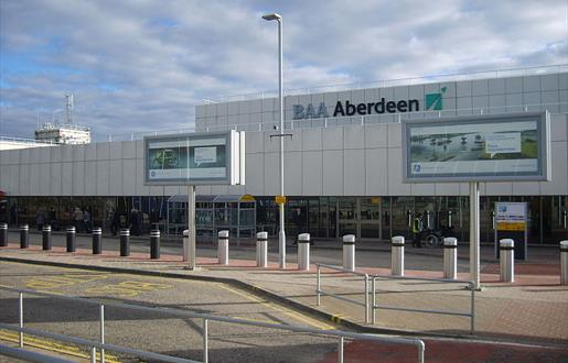 Airports - Flights from Aberdeen to Outer Hebrides