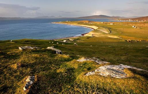 Hebridean Way Walking Route - North Uist and Berneray