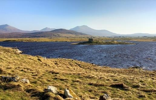 Section D: Walking the Hebridean Way - Howmore to Lionacleit