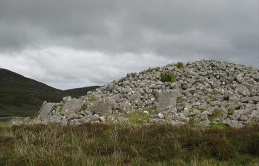 Reineabhal Chambered Cairn