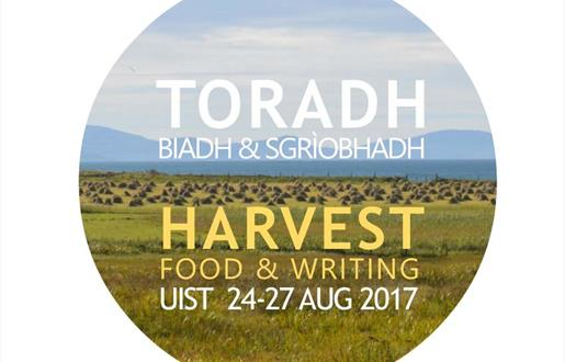 HARVEST/TORADH: Food and Writing from the UISTS