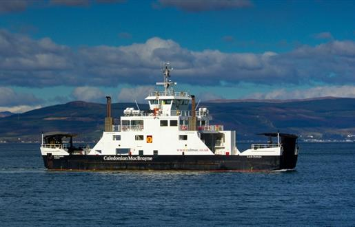 Caledonian MacBrayne Inter-island Harris & North Uist Ferry Service - Berneray to Leverburgh Route