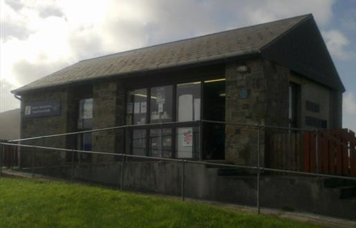 VisitScotland Visitor Information Centre - Lochmaddy (Seasonal)