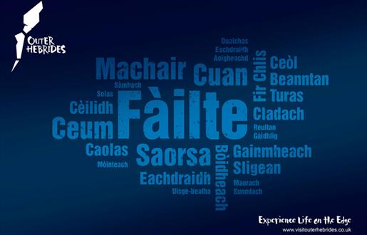 Gaelic for Sailors - Mountains & Key Phrases
