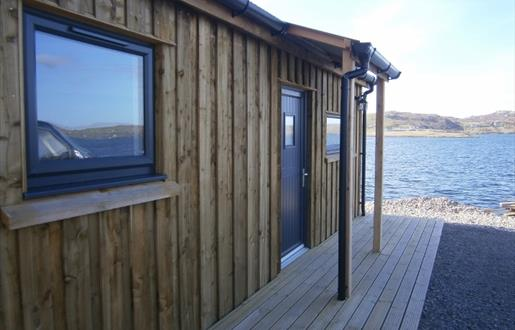 Otter Bunkhouse and Bothy