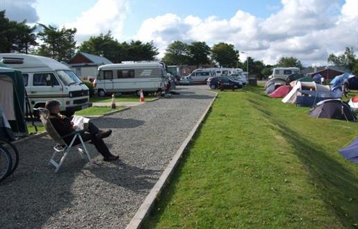 Laxdale Holiday Park, Wigwam® and Bunkhouse