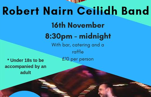 Robert Nairn Ceilidh Band