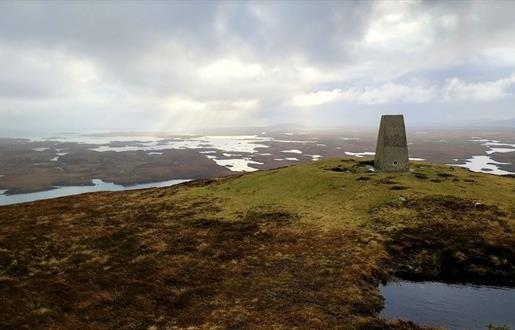 Section E: Walking the Hebridean Way - Lionacleit to Grimsay