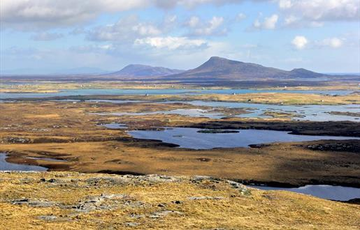Hebridean Way Walking Route - Benbecula and Grimsay