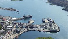 Stornoway Harbour - Approaches