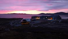 West Harris Trust Campervan Hook-ups