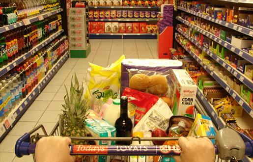 Eat Drink Hebrides - Lovats Supermarket (Carnan)