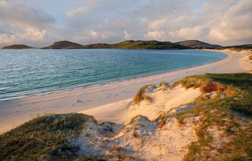 Hebridean Way Walking Route - Barra and Vatersay