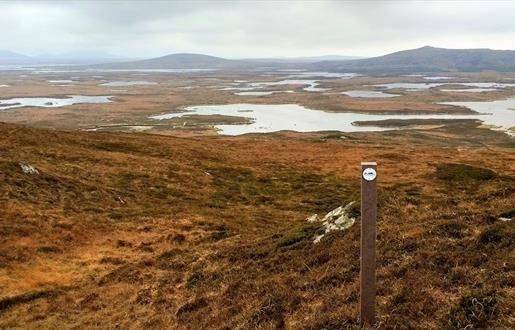 Section G: Walking the Hebridean Way - Lochmaddy to Berneray or Leverburgh