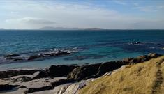 Section B: Walking the Hebridean Way - Northbay to Daliburgh