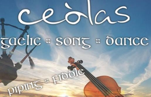 Ceolas Song Concert