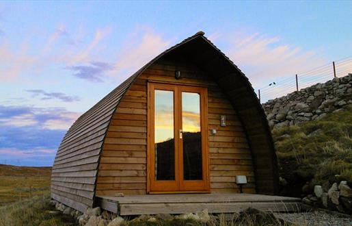 Mangersta Croft Wigwams ®