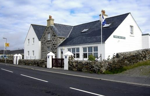 Eat Drink Hebrides - Temple View Hotel