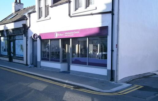 VisitScotland Visitor Information Centre - Stornoway (open all year)