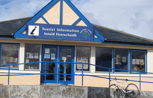 VisitScotland Visitor Information Centre - Tarbert (Seasonal)
